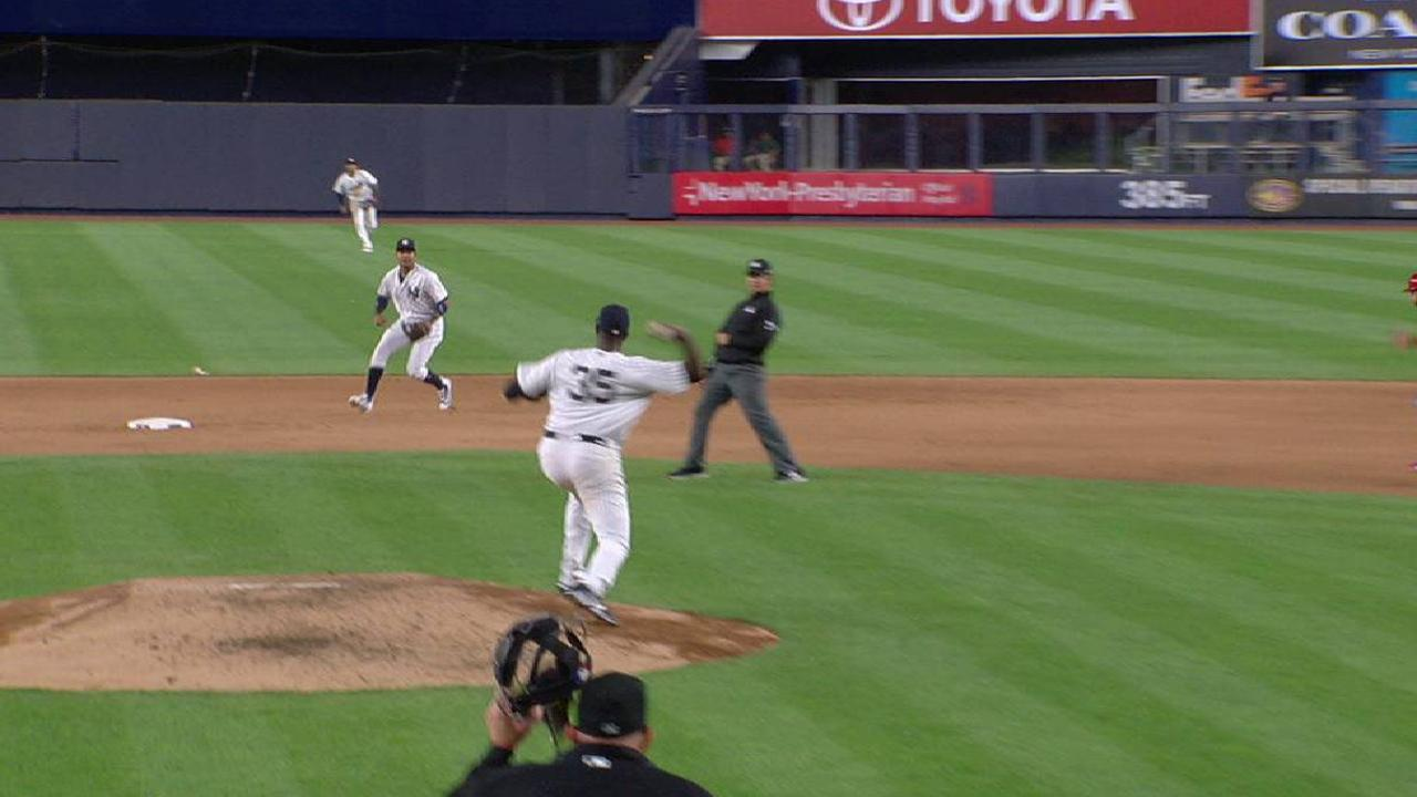 Pineda turns two in the 5th