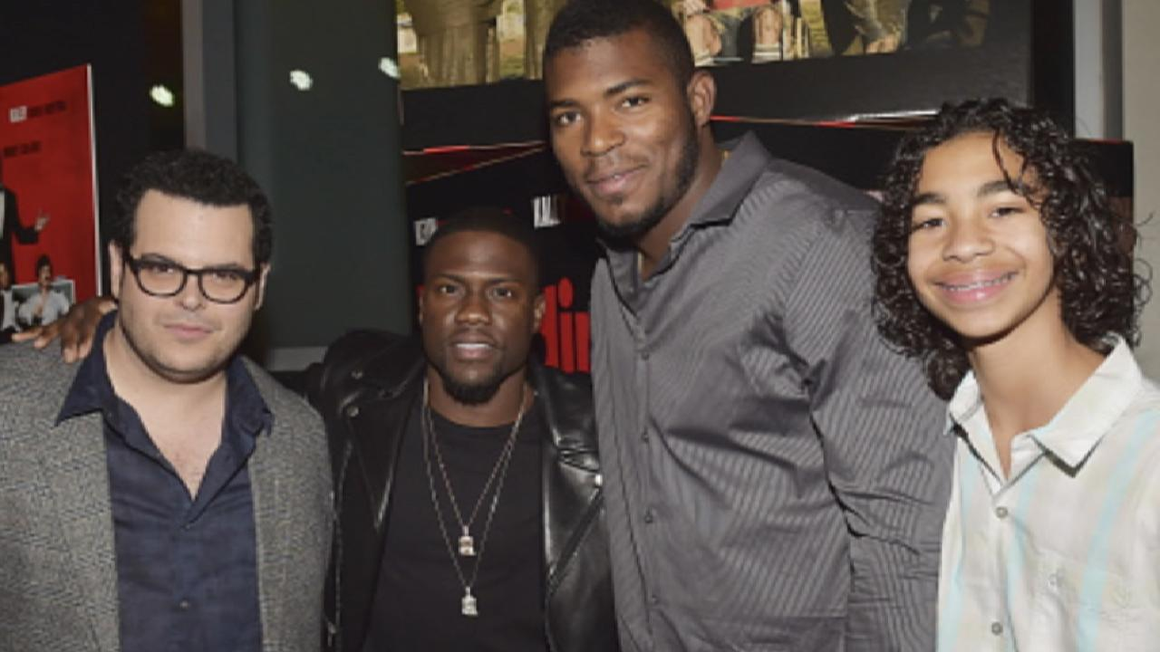 Puig gets compared to Kevin Hart