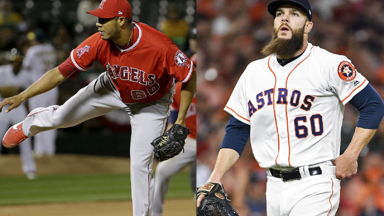 Keuchel looks to continue strong '17 vs. Angels