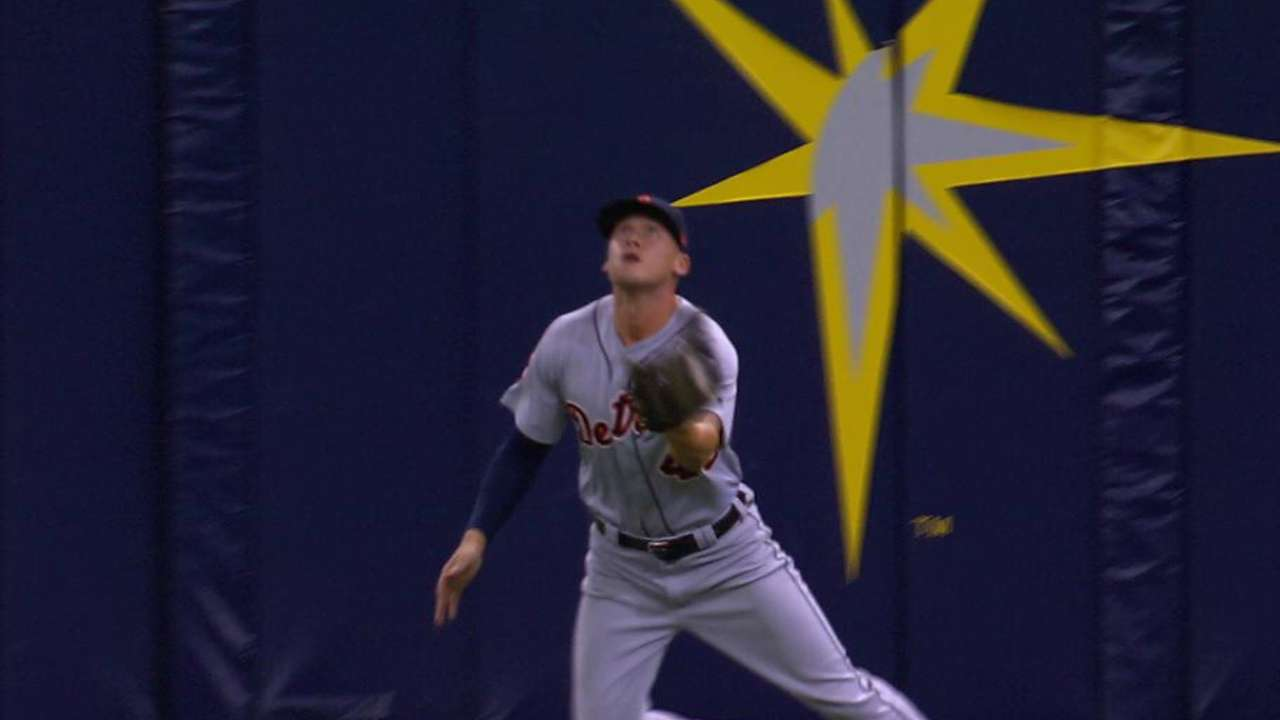 Jones' unusual catch