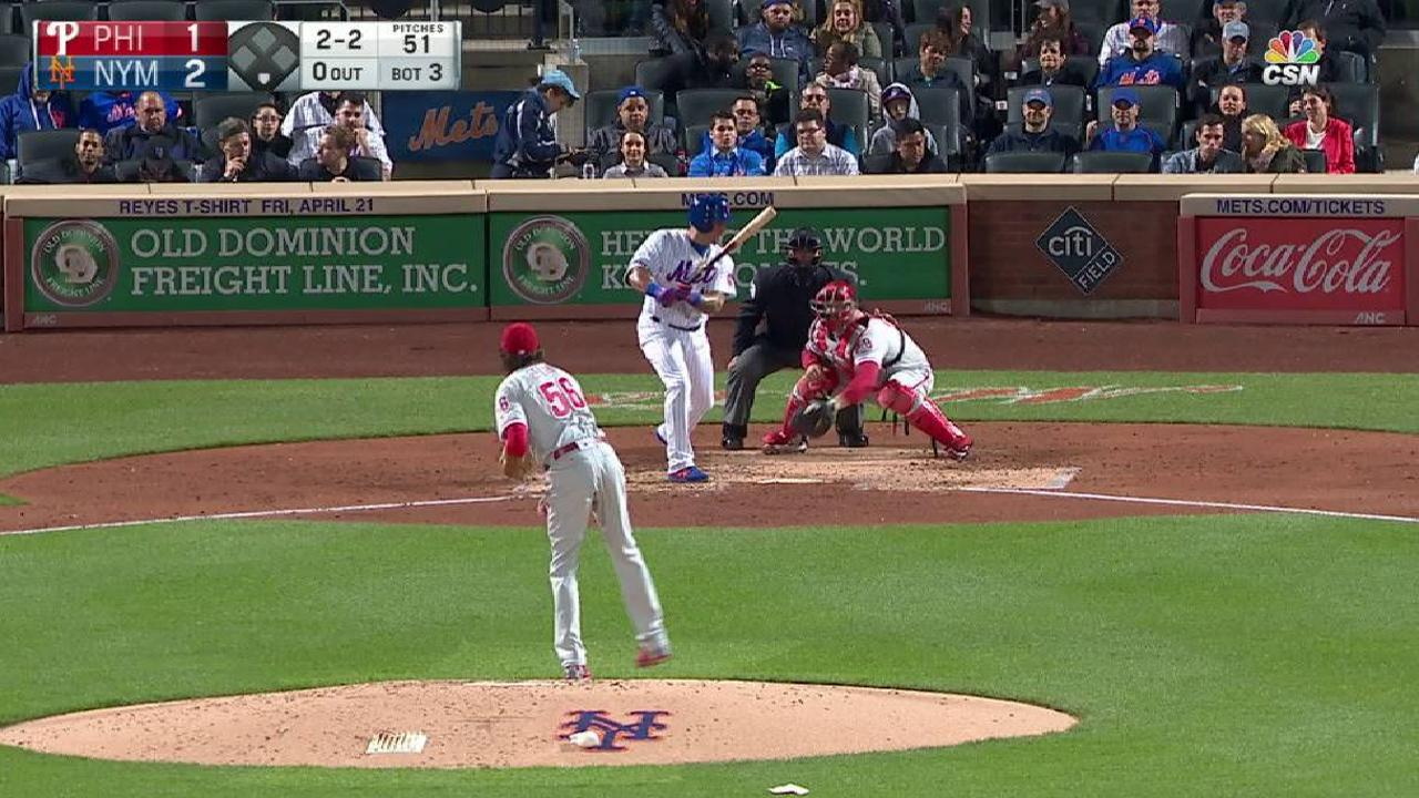 Eflin seizes on opportunity, throws 5 strong