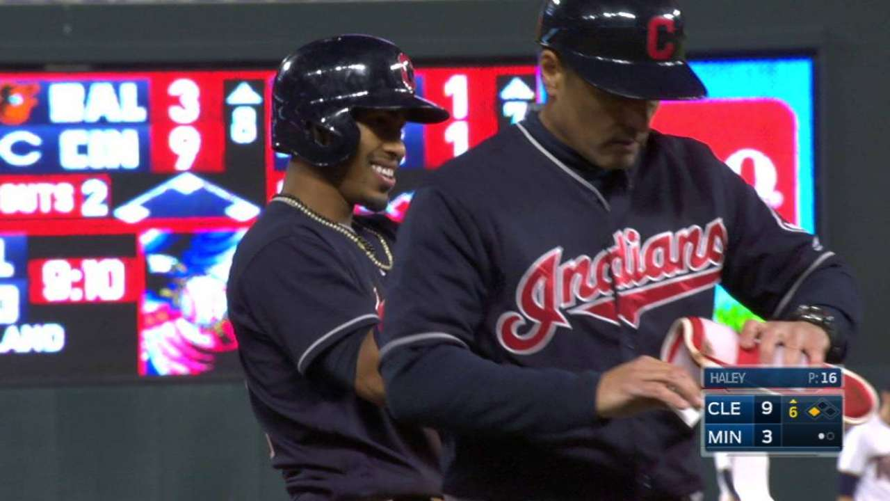 Lindor reportedly turned down offer this spring