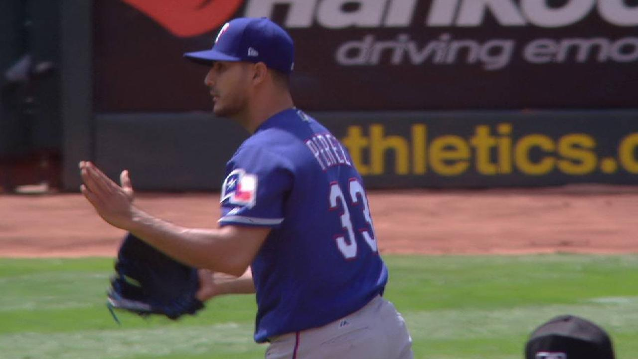 Rangers looking for turnaround after road trip