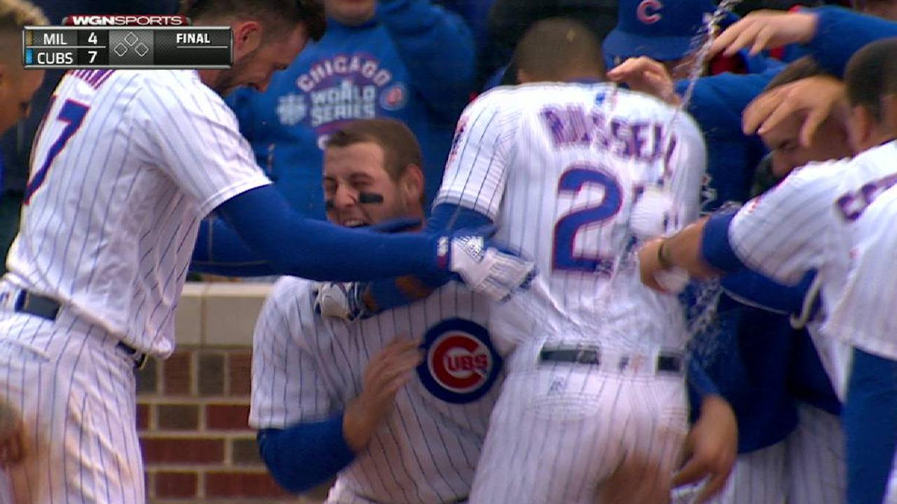 Walk-off win epitomizes Cubs' resiliency