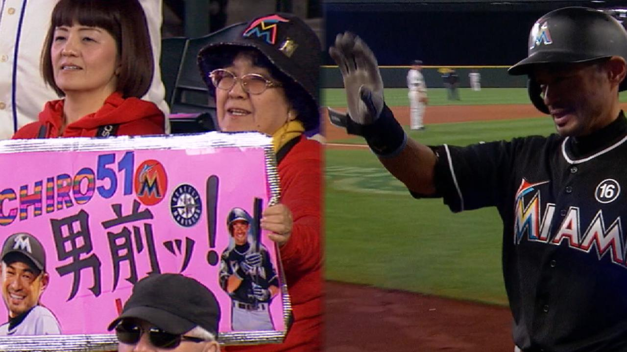 Emotional Ichiro homers in finale at Safeco