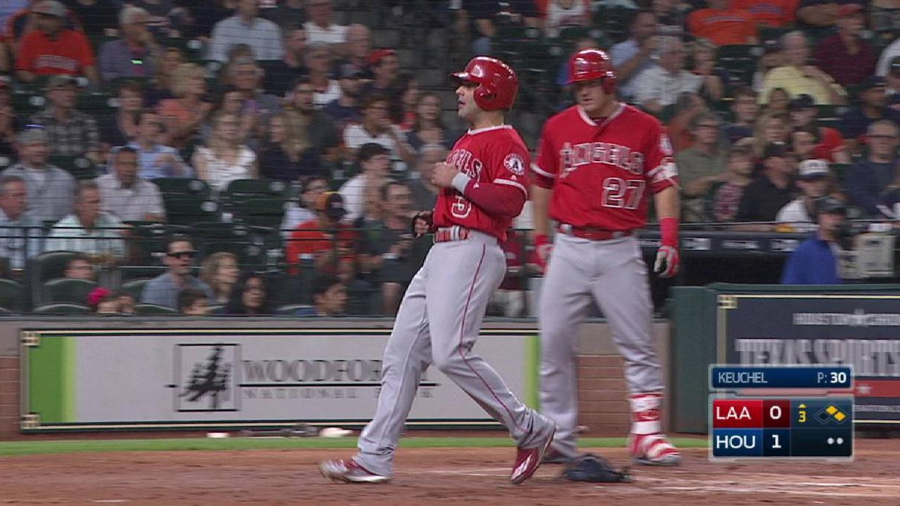 Escobar's RBI single