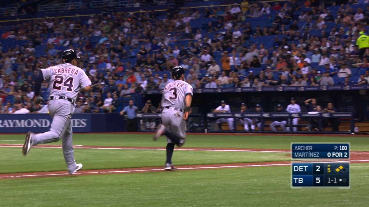 V-Mart's two-run single
