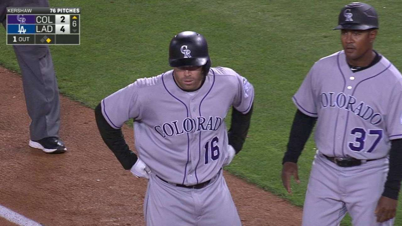 Instead of making excuses, Rockies winning