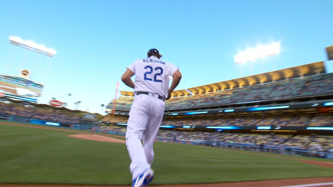 Kershaw's 10 K's in 10 seconds