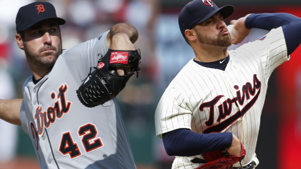 Verlander tries to rebound in opener with Twins