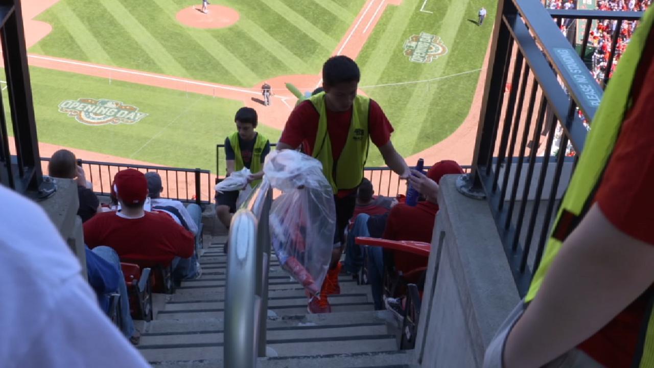 St. Louis Cardinals Green Team