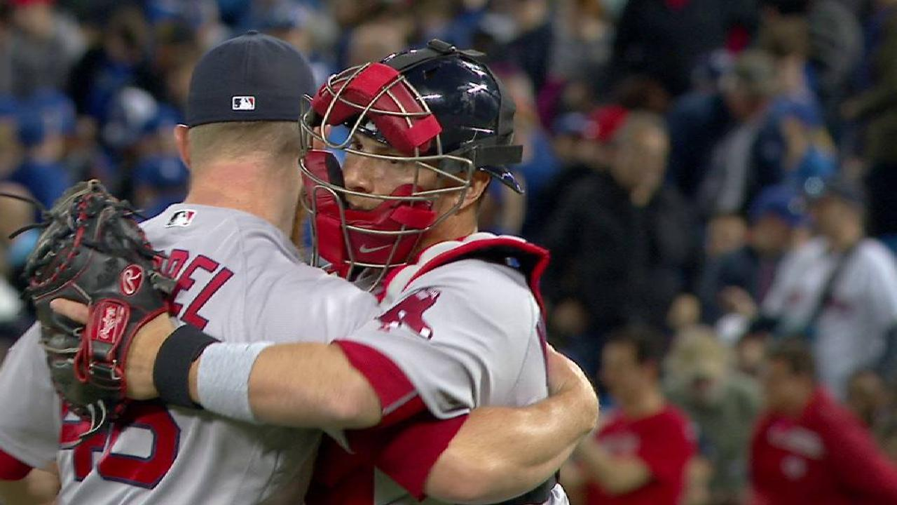 Kimbrel fans Coghlan to end game