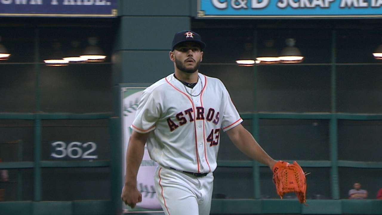 Keuchel, McCullers catalysts for Astros