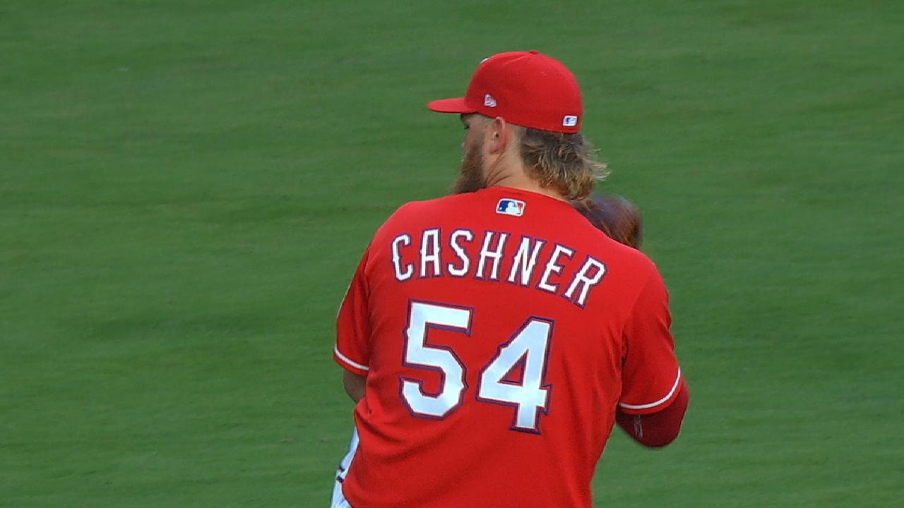 Cashner's scoreless start