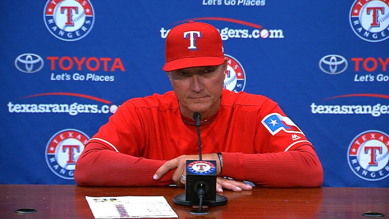 Banister on 1-0 win over Royals