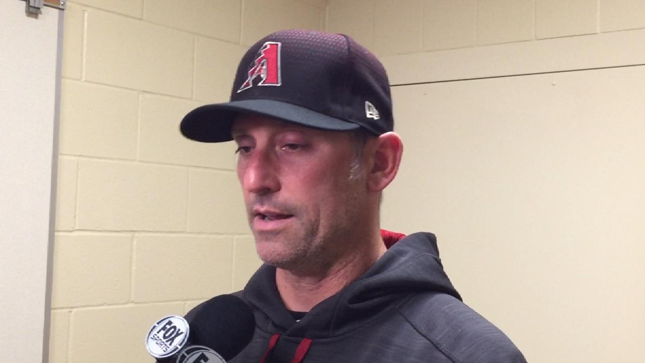 D-backs relieved to be back home