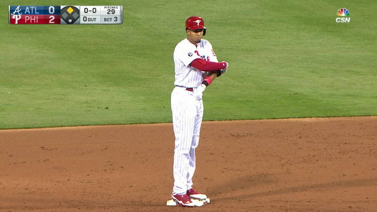Altherr's RBI double