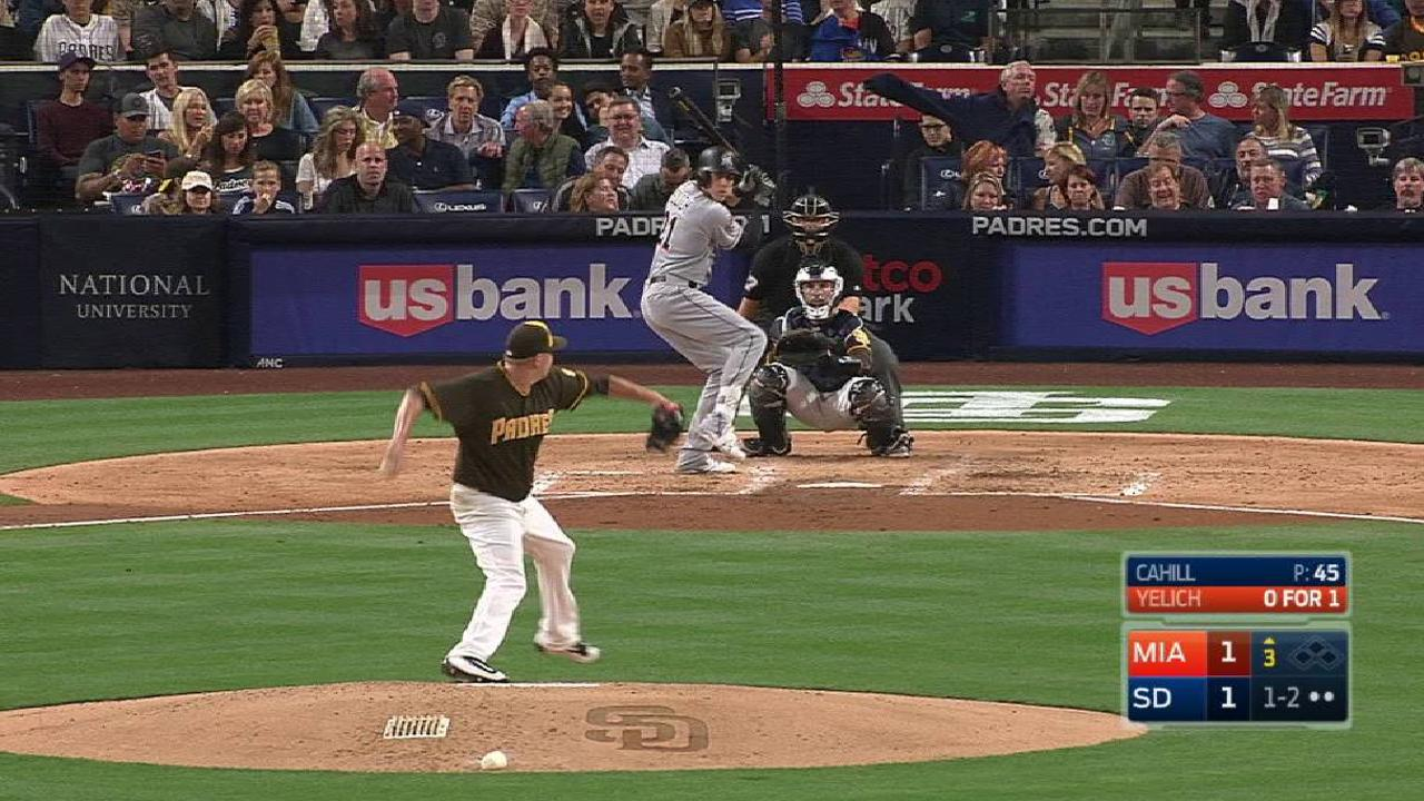Padres Trevor Cahill Wins In Petco Park Debut