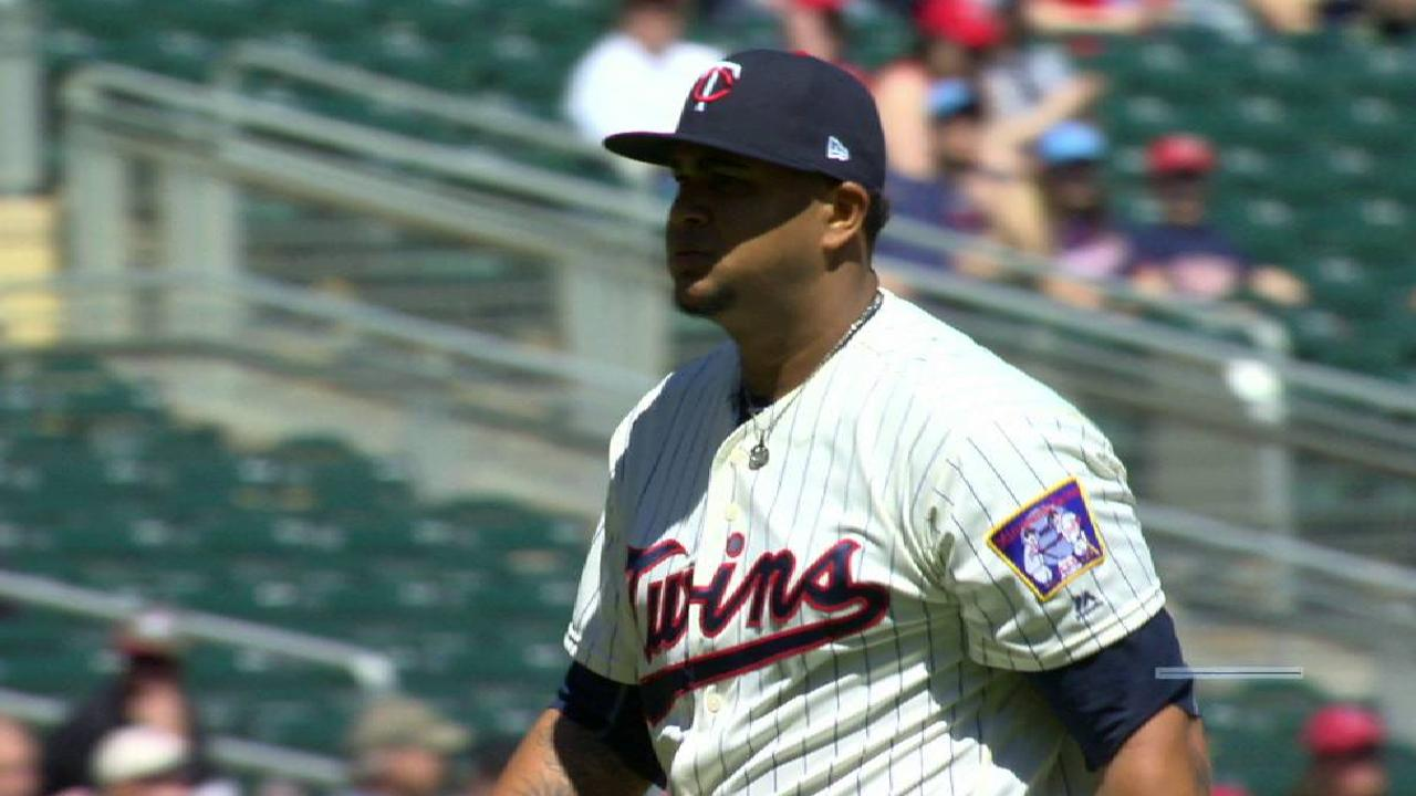 Twins set to promote Mejia for today's start