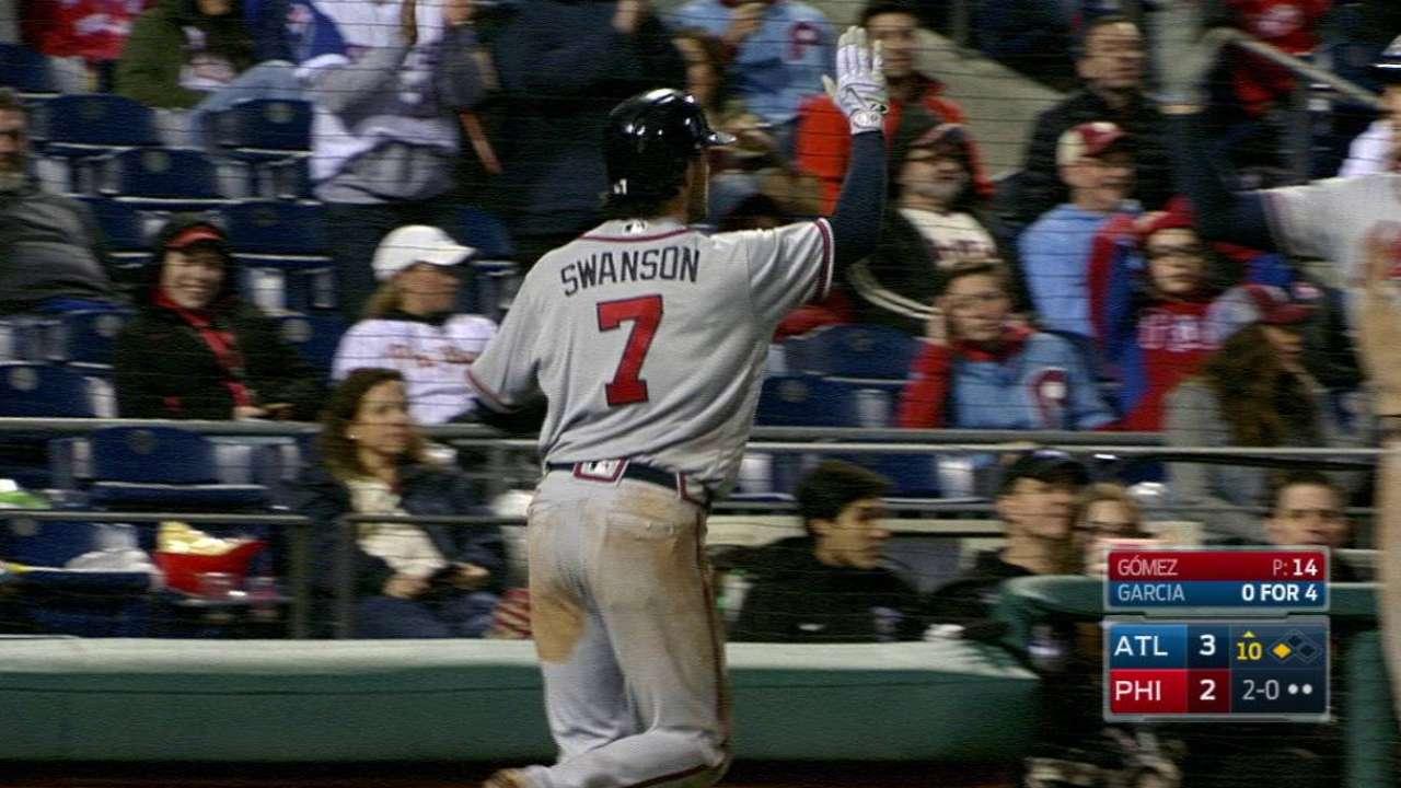 Swanson scores go-ahead run
