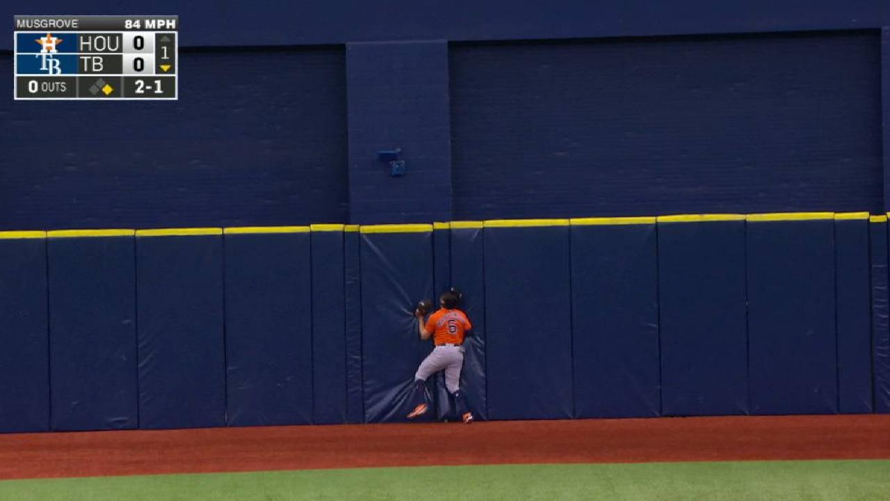 Marisnick's return bolsters outfield depth
