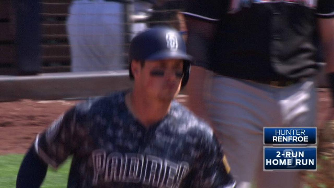 Sixth inning turns sour for Padres in loss