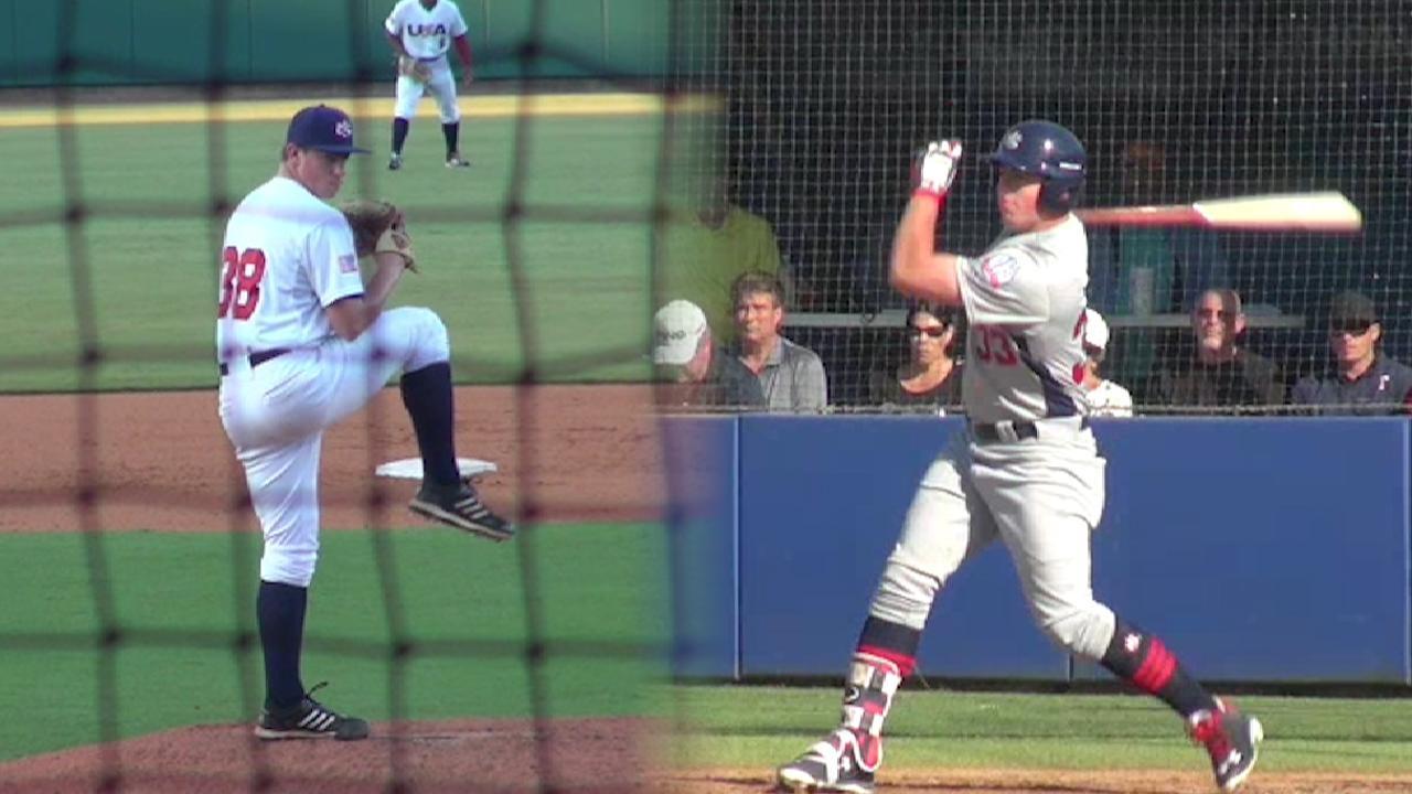 2017 Draft: McKay, LHP/1B
