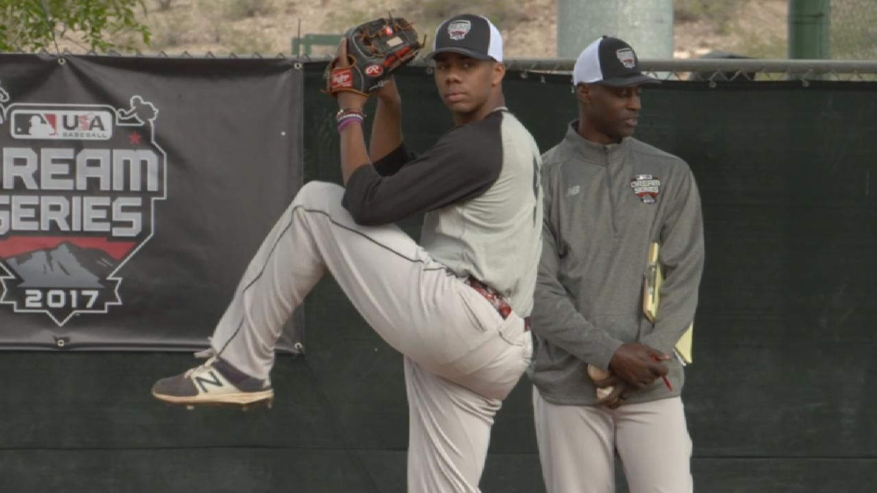 2017 Draft: Hunter Greene, RHP