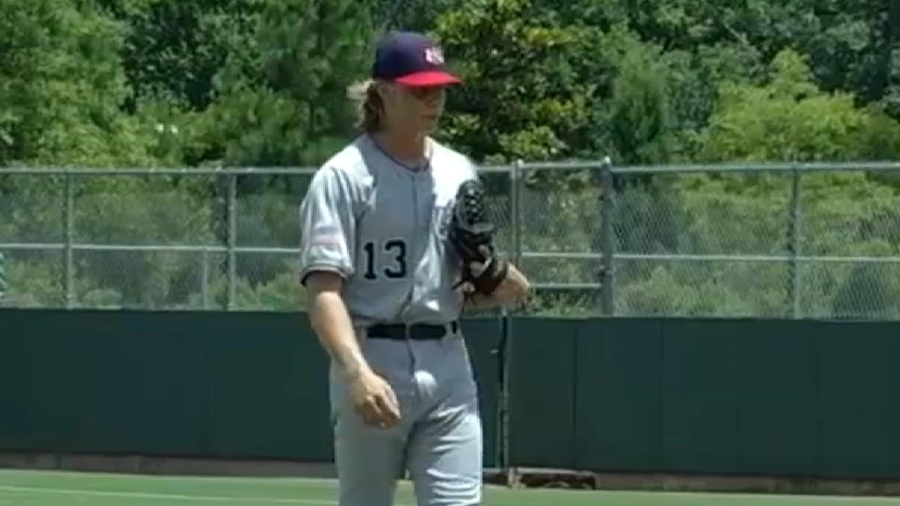 2017 Draft: Shane Baz, RHP