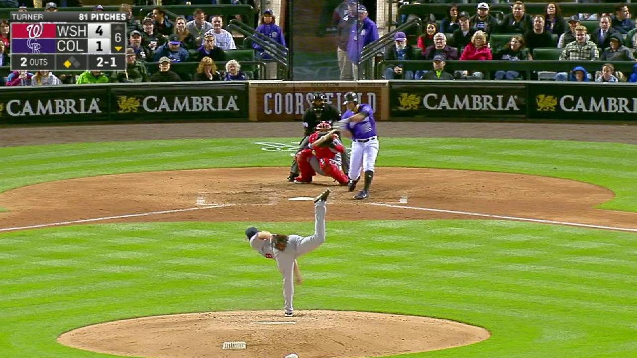 Reynolds flourishes in everyday role for Rockies