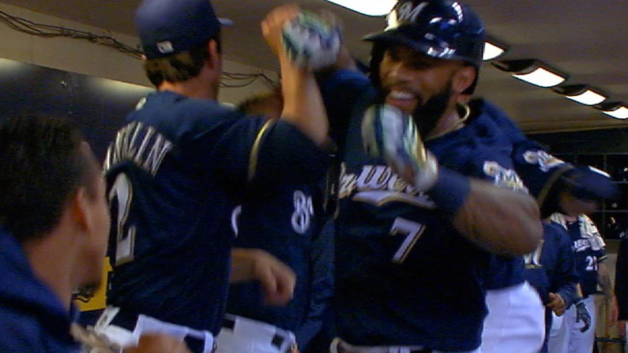 Must C: Thames' 11th homer