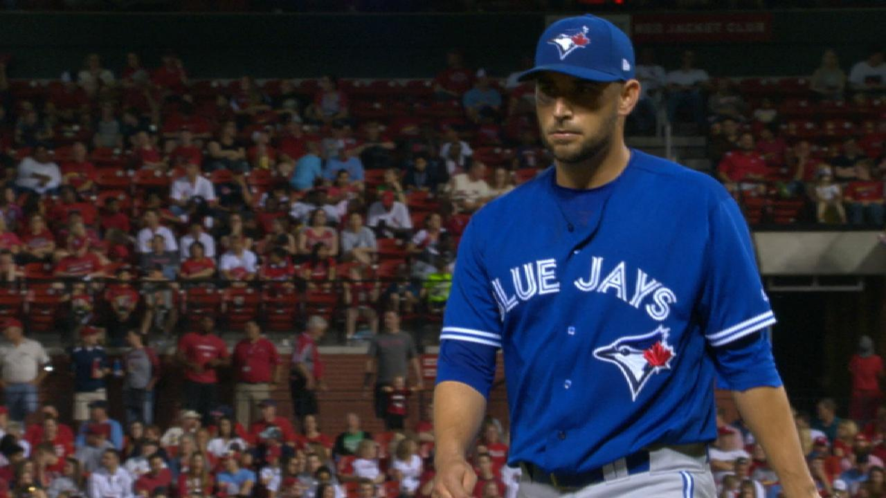 Estrada's six strong innings