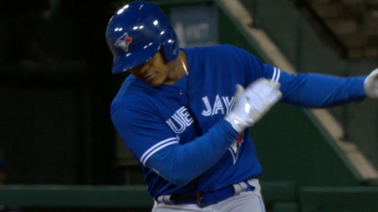Stroman's pinch-hit double