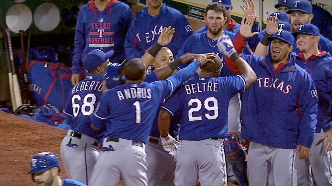 10 years later, Andrus reflects on trade to Texas