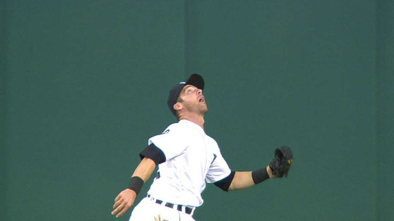 Norris off, bats shut down by Mariners