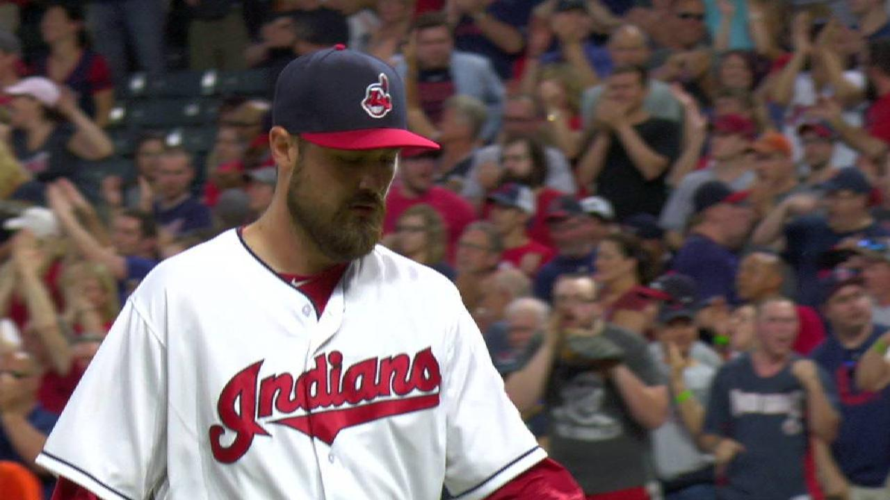 Miller K's McCann, escapes jam