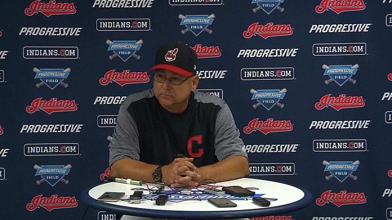 Francona on 7-6 win over Astros