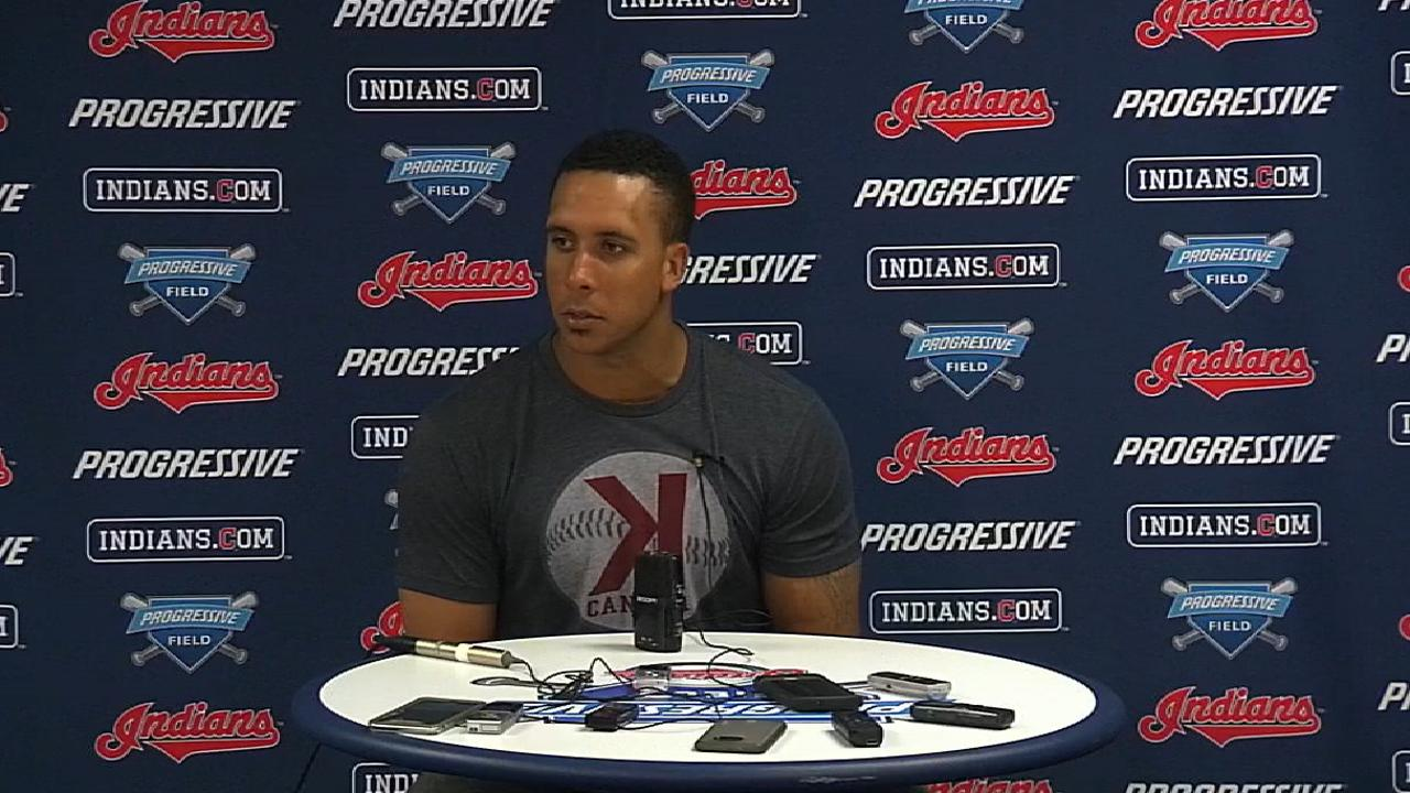 Brantley on big day in 7-6 win
