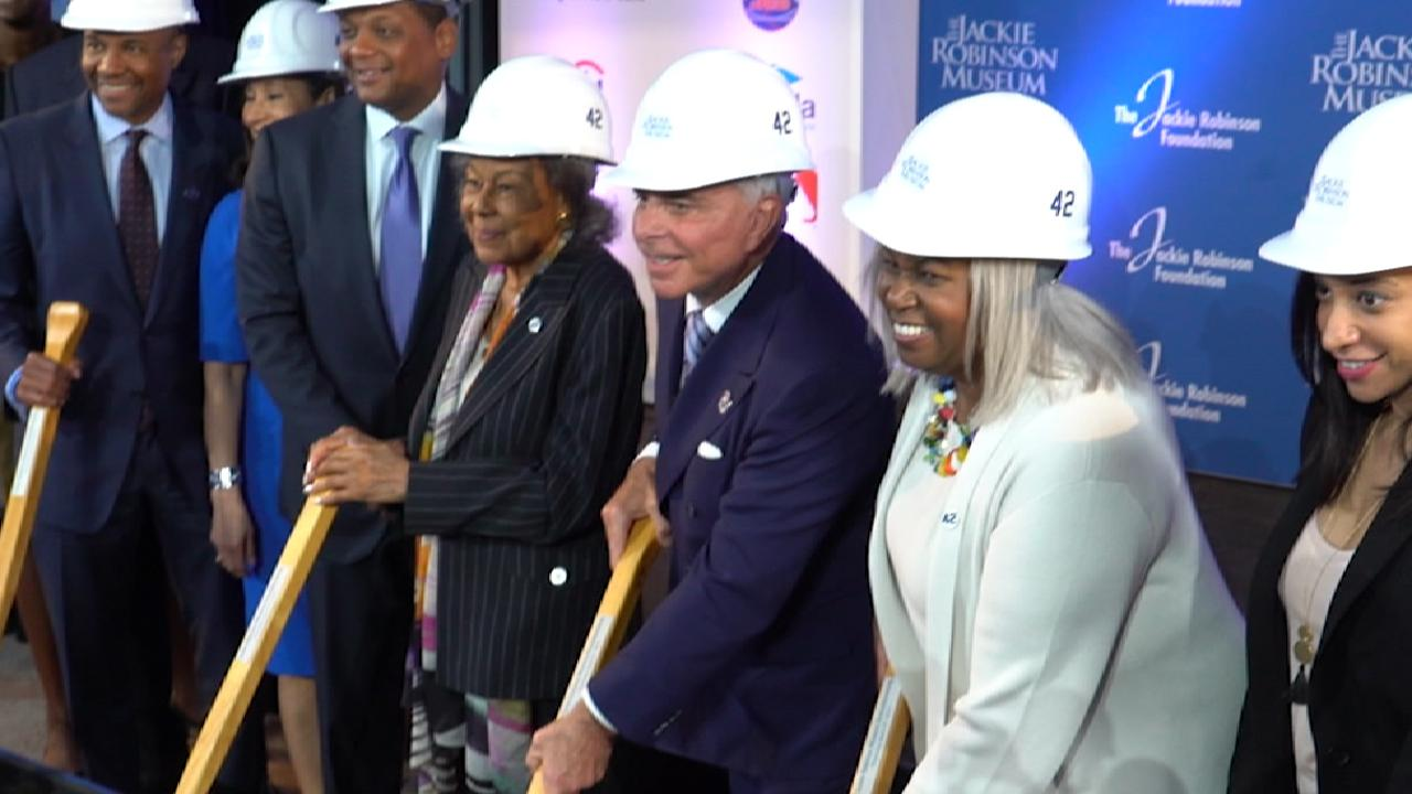 Robinson Museum breaks ground in NYC
