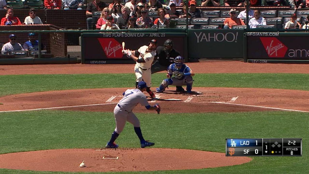 Julio César Urías llegó a la rotación de los Dodgers para quedarse