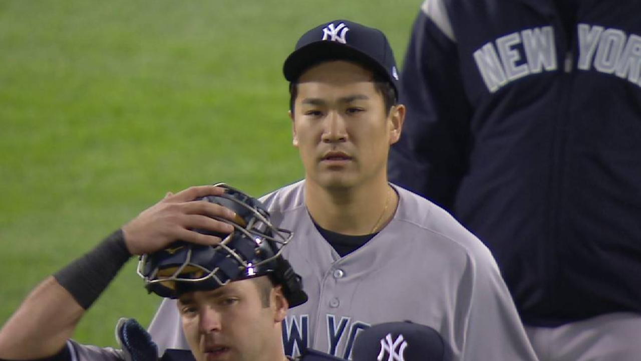 'Hiro ball: Tanaka hogs spotlight, beats Sale
