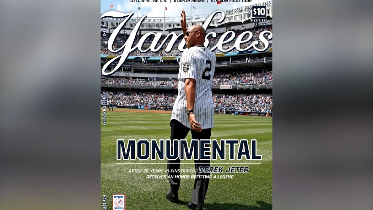 Yankees Magazine: May