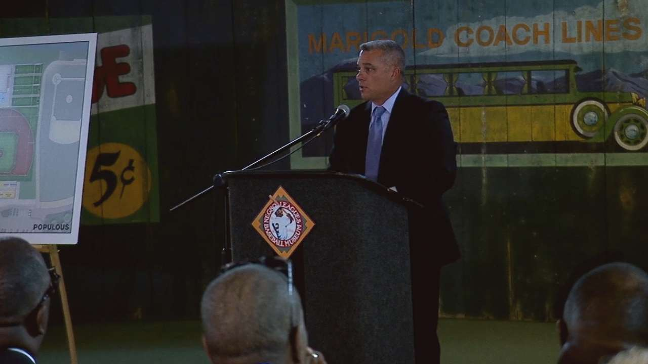 MLB to open Urban Youth Academy in KC