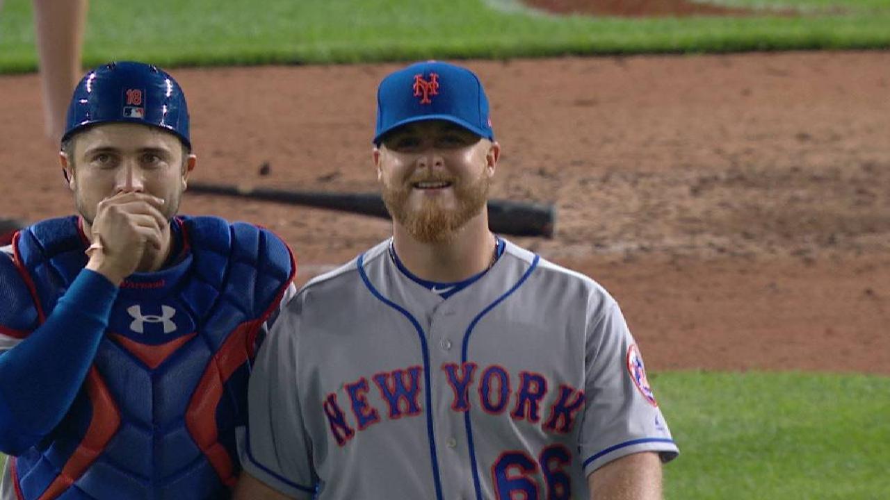 Edgin, Mets aguantan presión y superan a los Nacionales