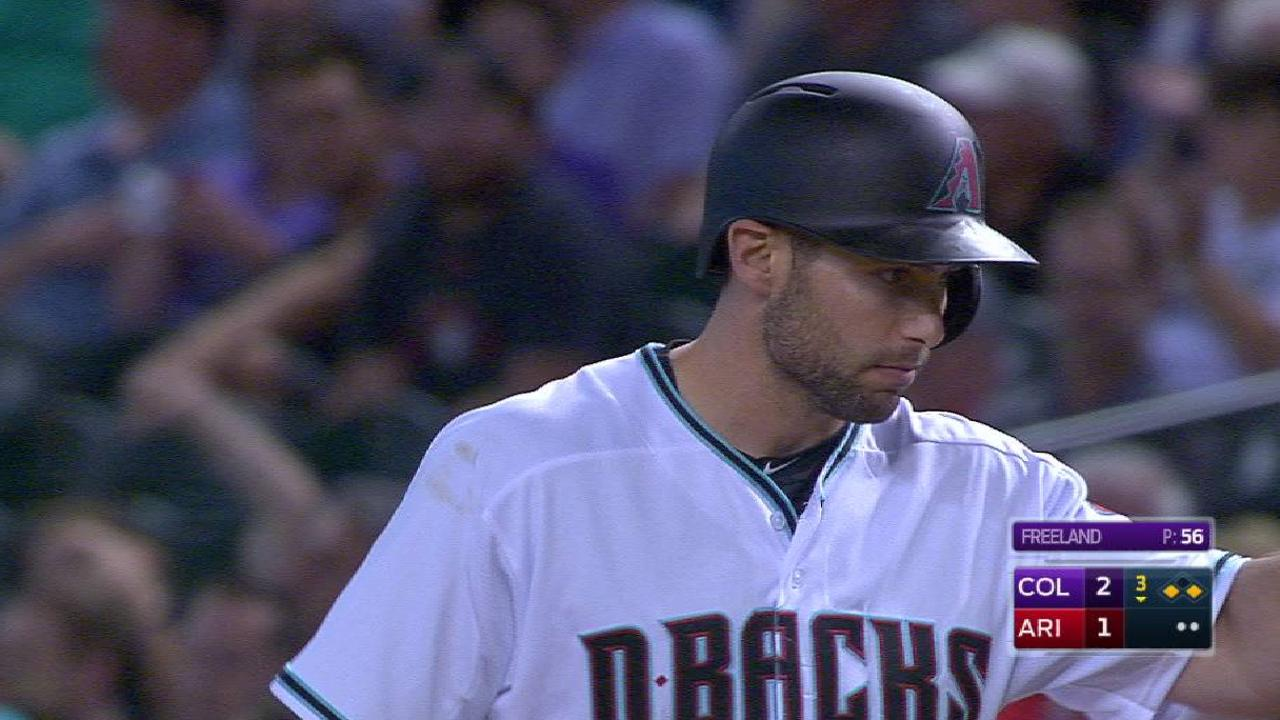 D-backs slip behind Rox after dropping opener