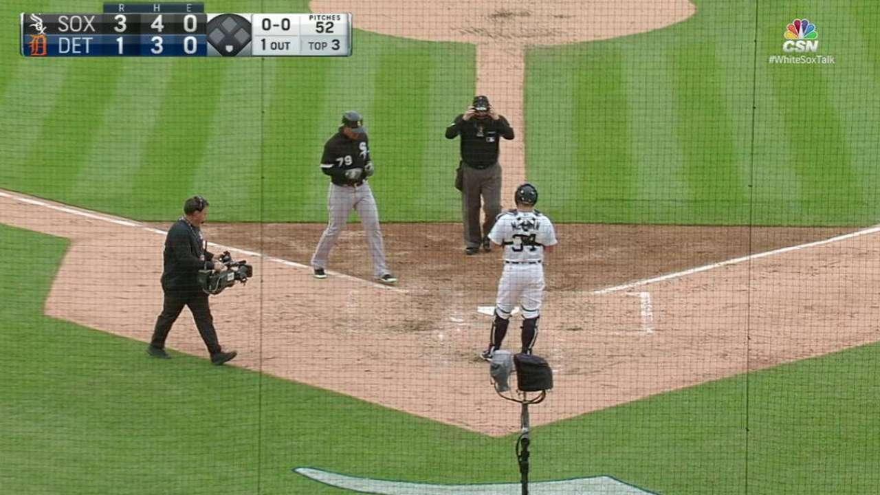 Con jonrones de Cabrera y Abreu, White Sox se imponen a Tigres