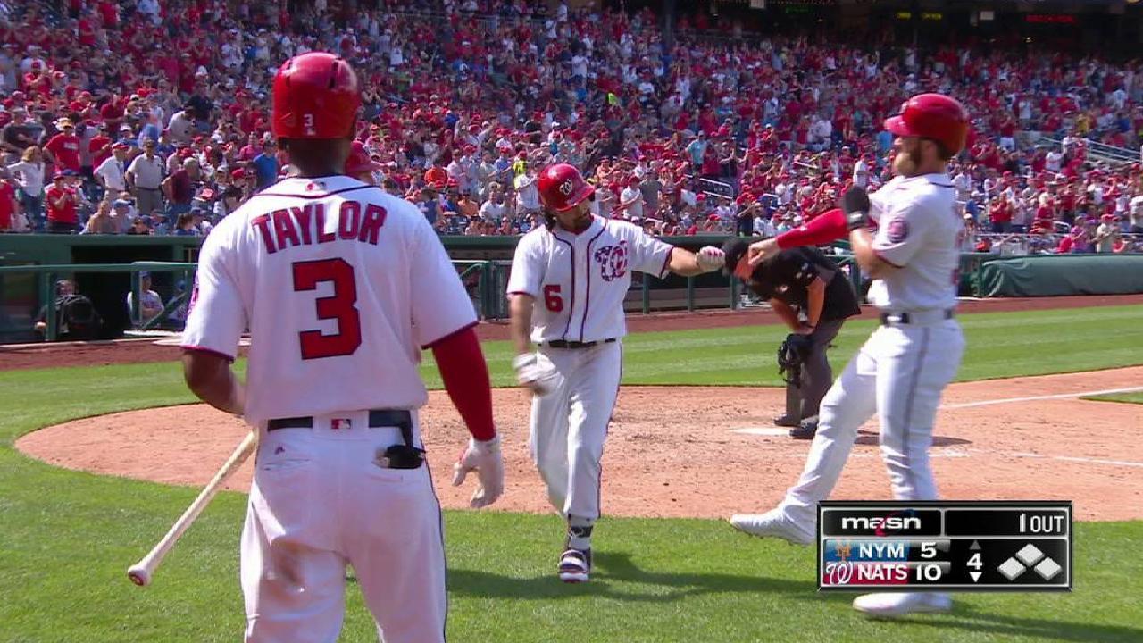 Rendon's three-run homer
