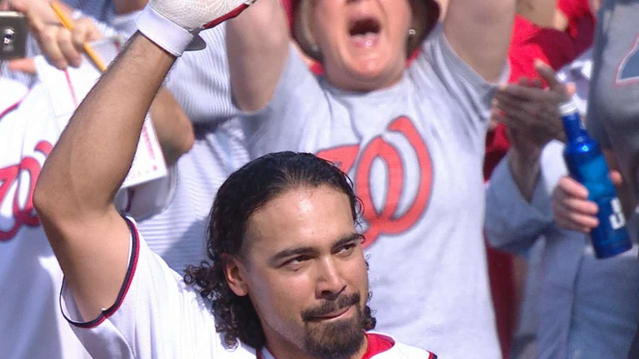 Rendon's career day