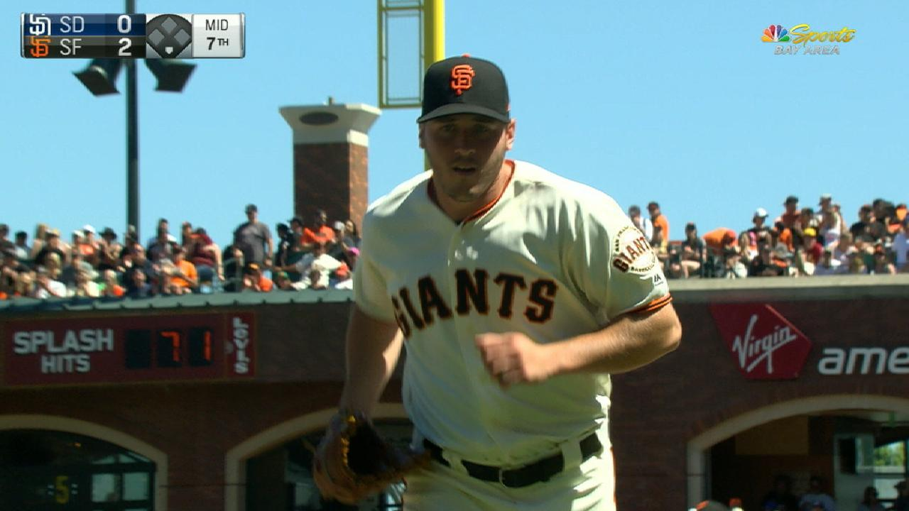 'Terrific' Blach has another strong start