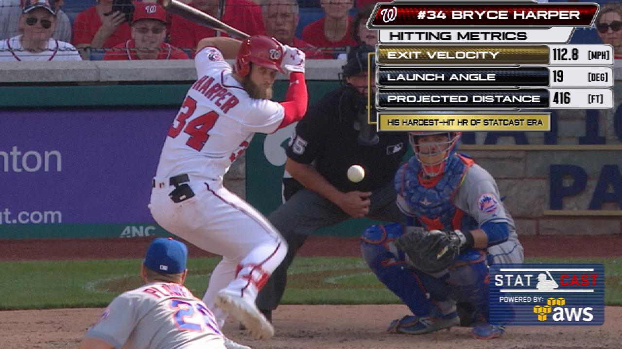 Statcast: Bryce's hardest-hit HR
